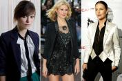 Keira Knightley, Gwyneth Paltrow and Charlize Theron si sacourile pe covorul rosu
