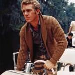 Steve McQueen si pulovere cu nasturi