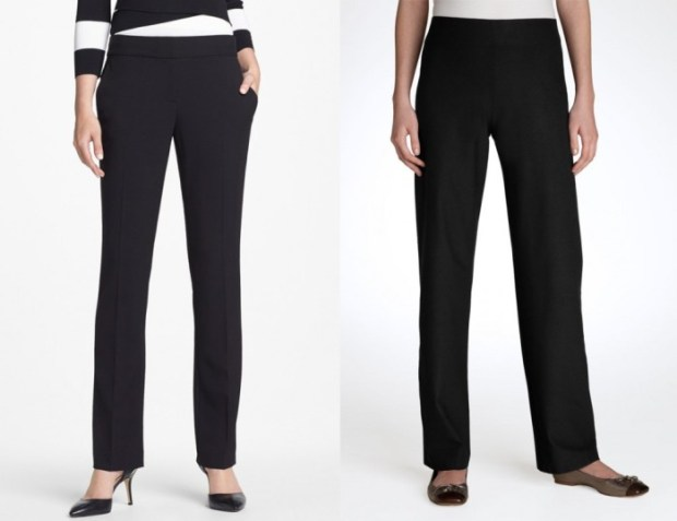 straight-leg-pants-with-heels-and-flats-1024x787