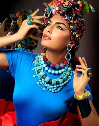 Vogue Italia bijuterii