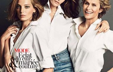 Vogue 2012 si camasile albe