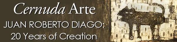 Cernuda Arte Gallery - Contemporary Cuban artist Juan Roberto Diago