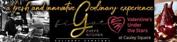 FiGat Chef Kitchens - Valentines Dinner
