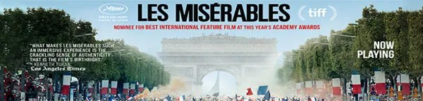 Les Misérables at Coral Gables Art Cinema
