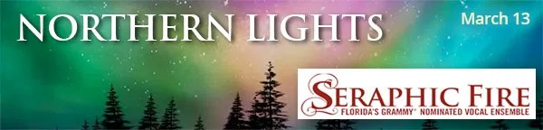 Seraphic Fire - Northern Lights: Music of Scandinavia