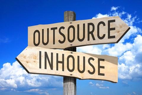 Skyltar Outsource Inhouse