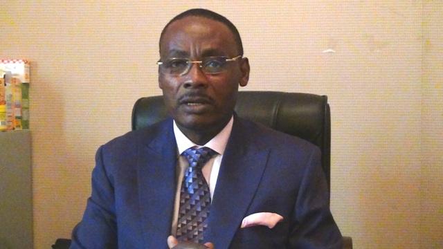 Alain Ndjoubi Ossamy, promu DG des douanes @ DR
