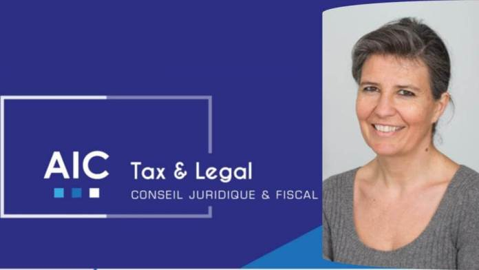 Gabon Gabonmediatime Stephanie Capdeville Cabinet Aic Tax & Legal Gabon