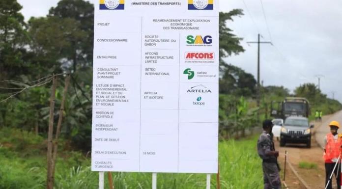 Société Autoroutière du Gabon