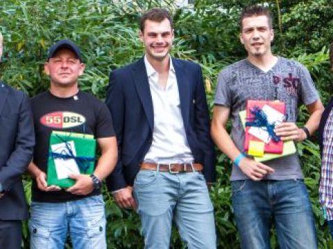 gartenbau in essen bildungszentrum gartenbau essen: freisprechung für  junge