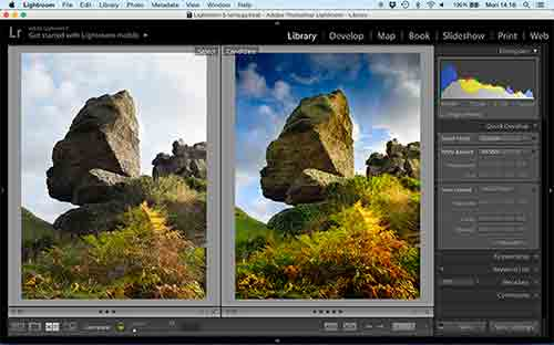 Retouchez vos photos avec des logiciels pros