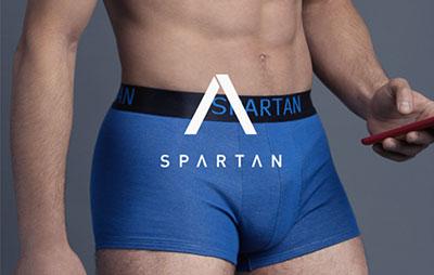 Spartan underwear