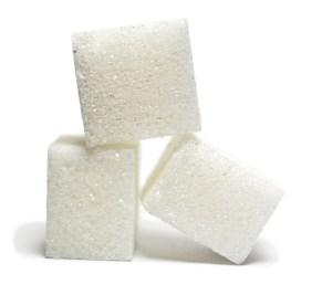 Zuckerwuerfel - Ernährung mit Dr. Gabriela Hoppe