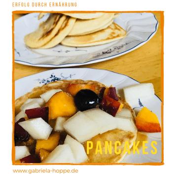 Pancakes mit Dr. Gabriela Hoppe   Erfolg durch Ernährung