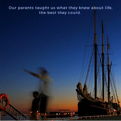 parents follow dreams?