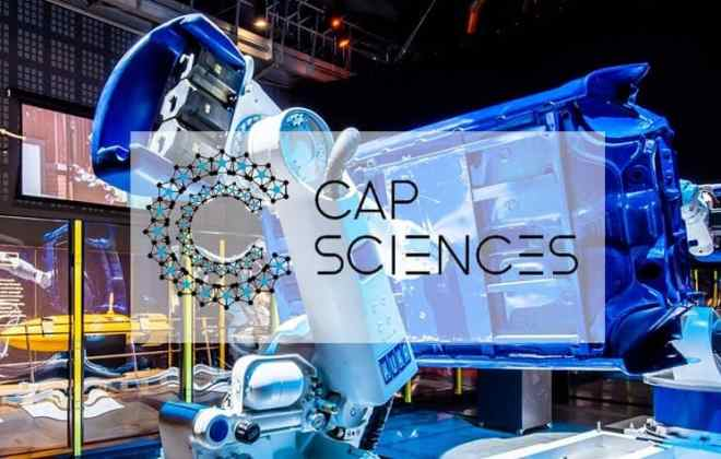 Expo Robots Cap Sciences VR 360