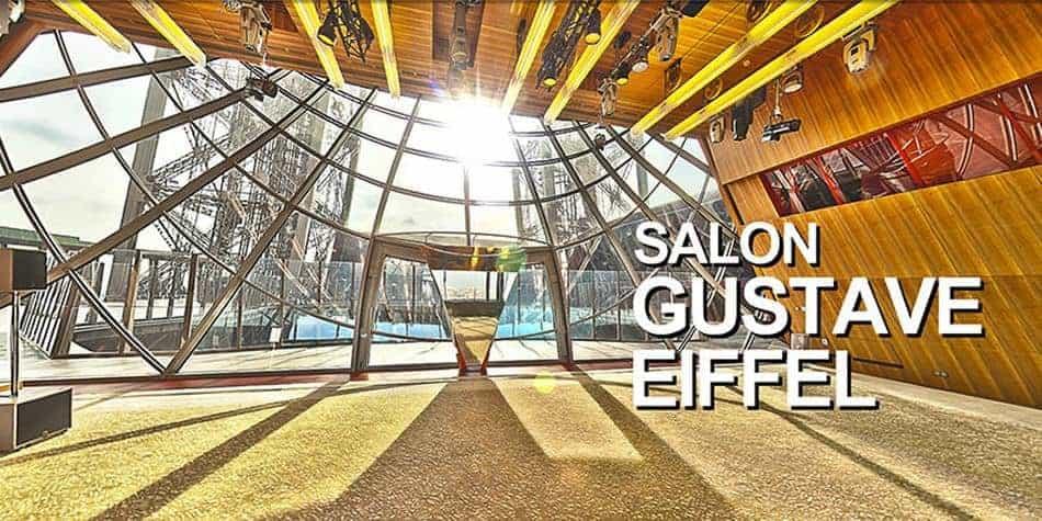 visite virtuelle du salon Gustave Eiffel