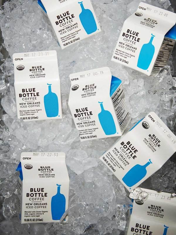 Blue Bottle Coffee for Imbibe magazine.