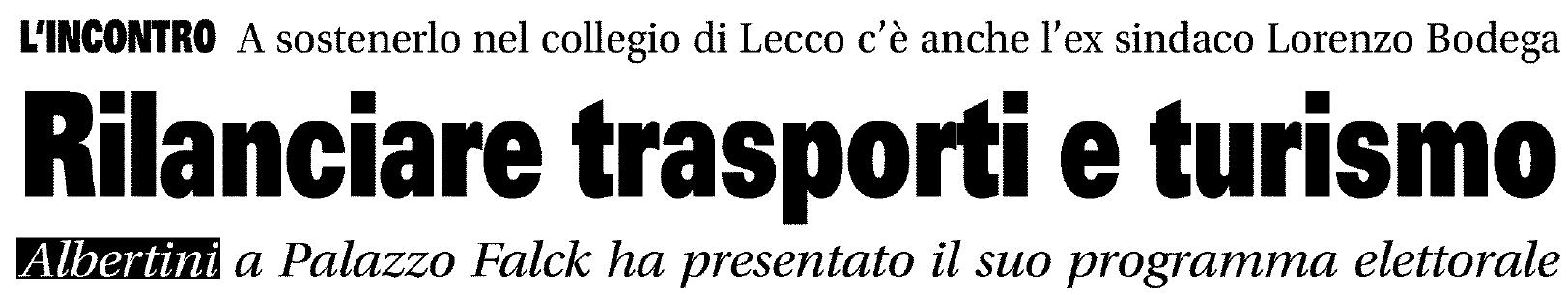 Giornale di Lecco