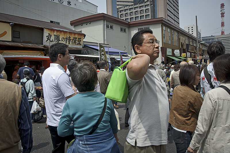 Japan, Tokyo, Tsukiji, market