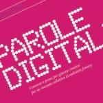 Il logo di Parole digitali