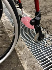 Acessibilidade - Parque Olímpico