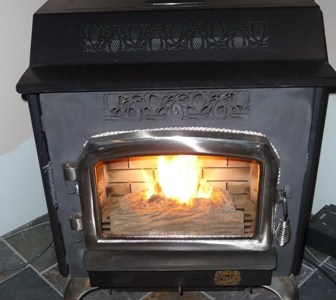 Feeling a Little Chilly? How About a Pellet Stove?
