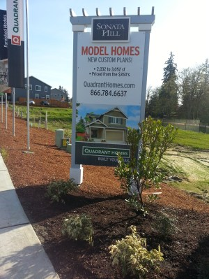 New Construction in Auburn, WA - Sonata Hill by Quadrant Homes