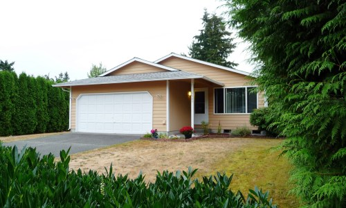 SOLD! Meticulous Starter Home in Close-In Puyallup