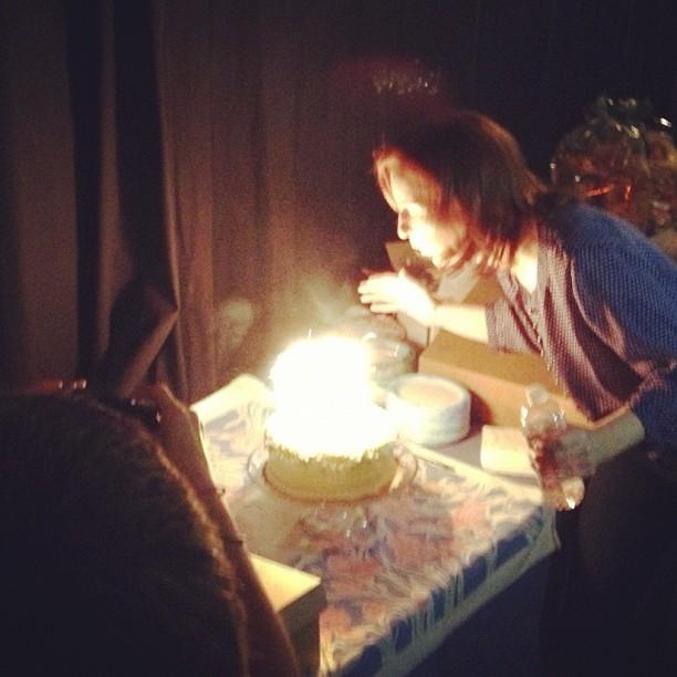 Alexa's birthday dance party