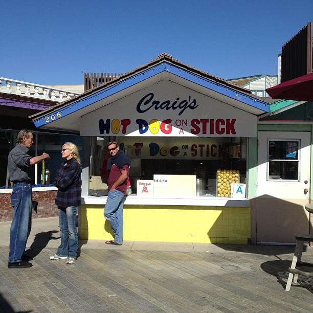 Craig's Hot Dog on a Stick