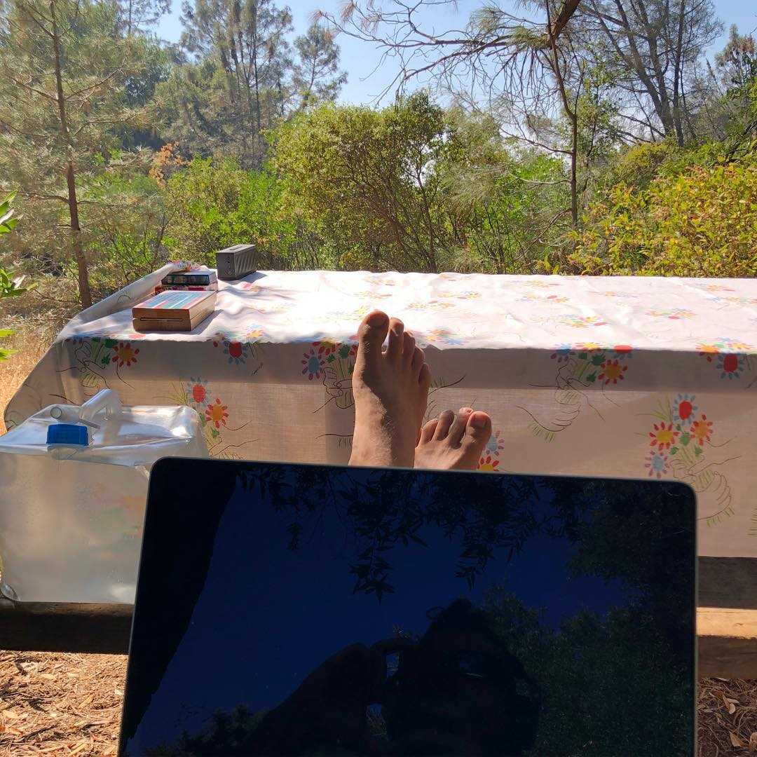 Current office