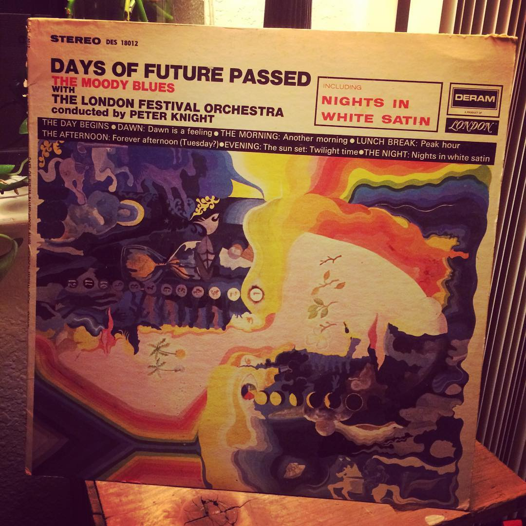 Days of Future Passed - Moody Blues