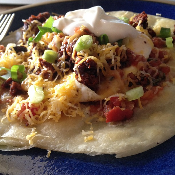 Homemade huevos rancheros - cant wait to try :)