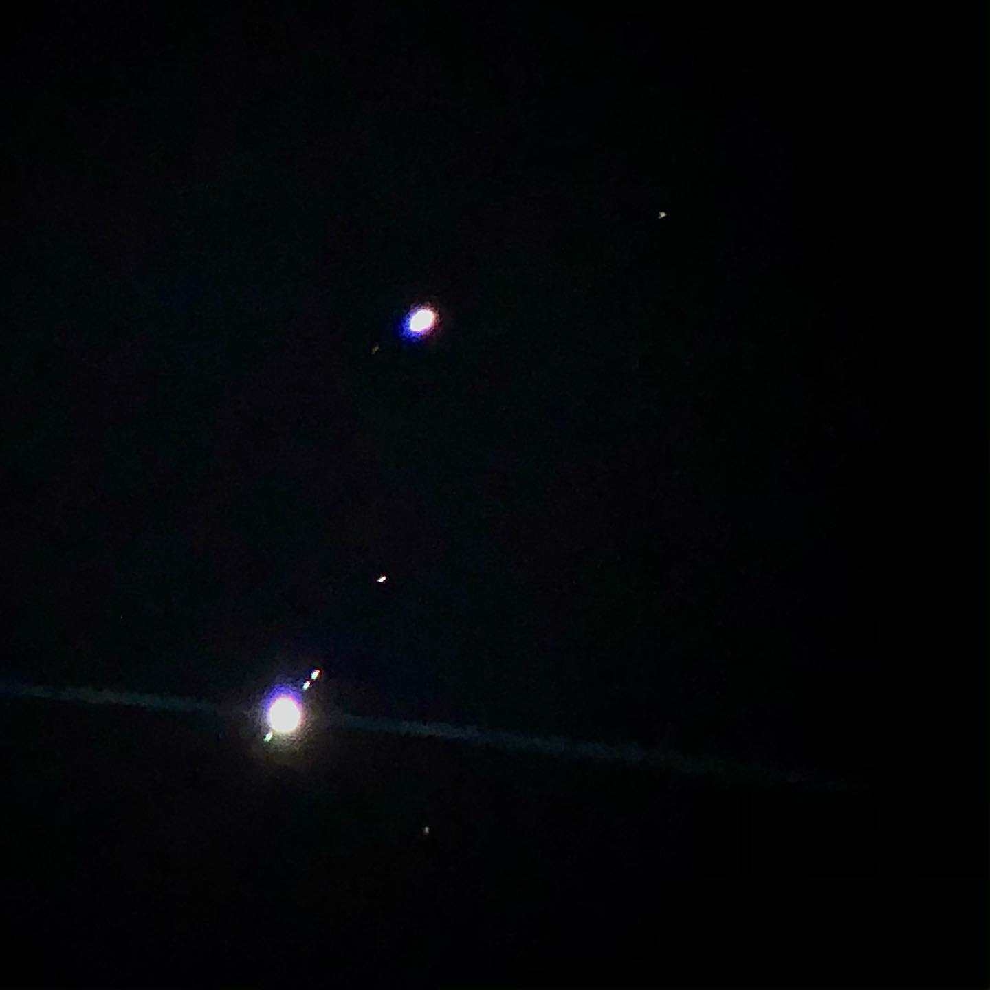 Leading up to the Great Conjunction! Jupiter and Saturn getting close