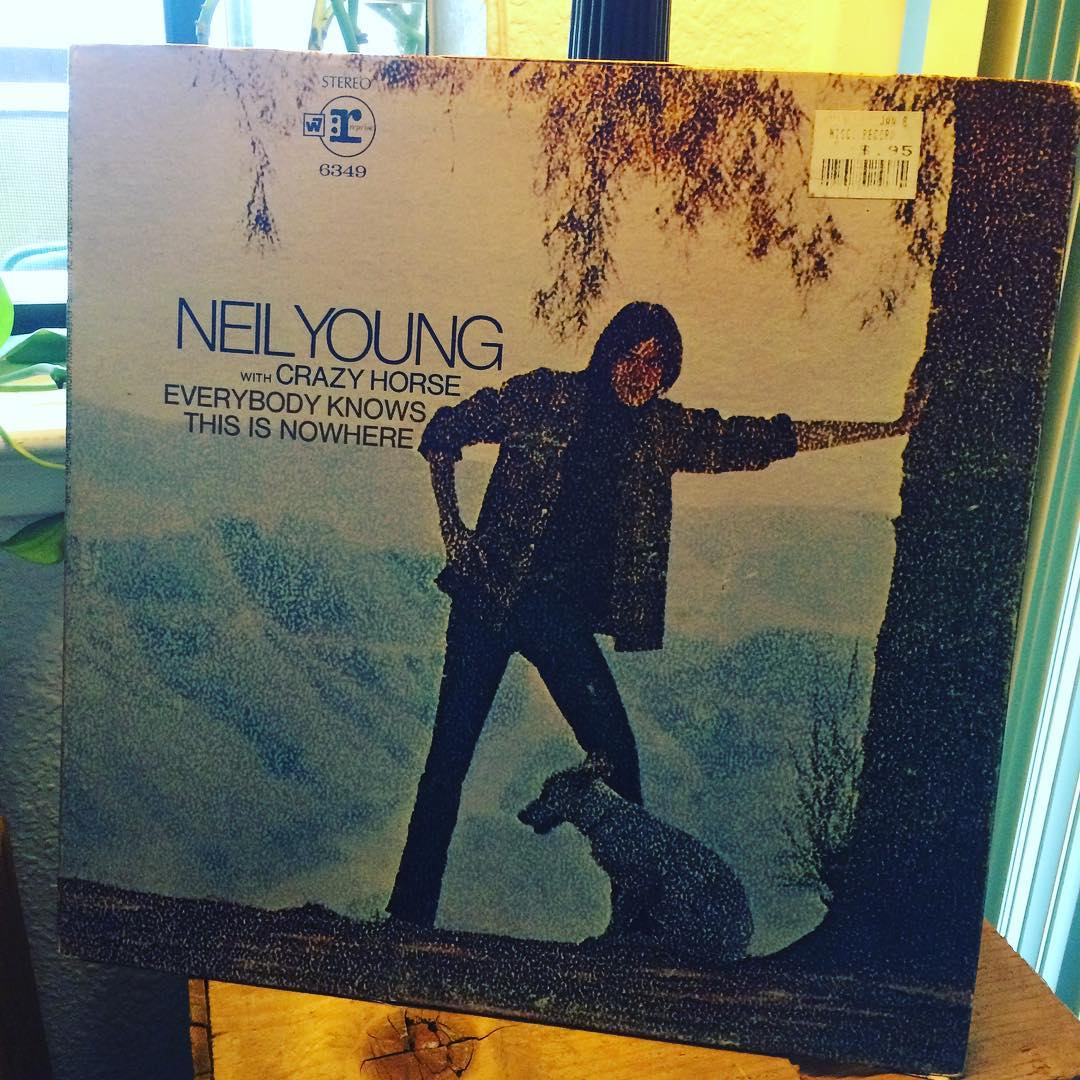 Neil Young - Everyone Knows this is Nowhere @damonwwallace @almoffat