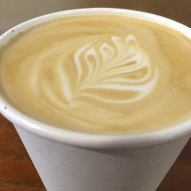 Post 2 year old birthday party latte