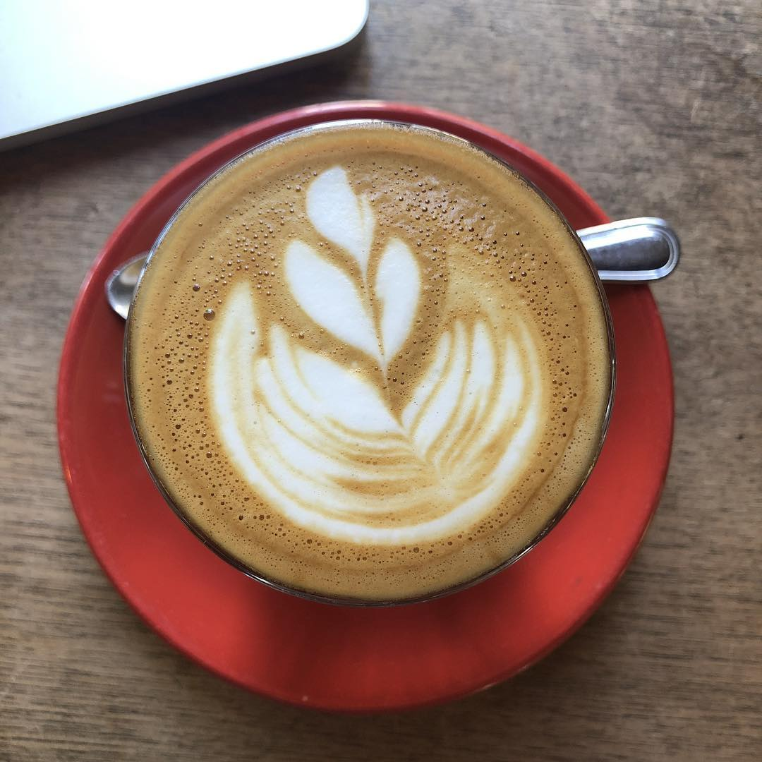 Single origin Gibraltar at Bica