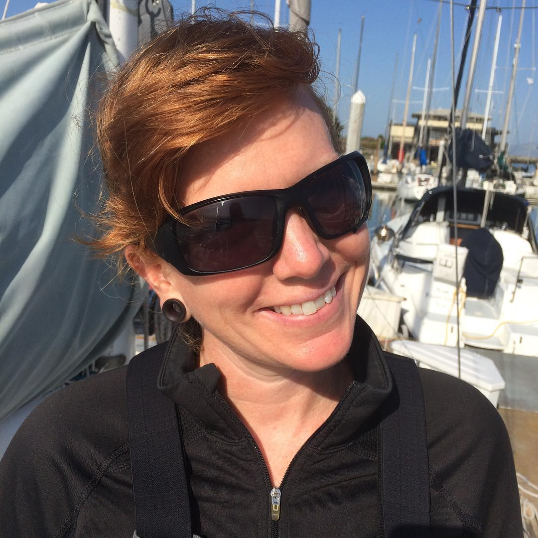 Spinnaker Cup on Sea Star - 90 mile race to Monterey, returning Sunday.