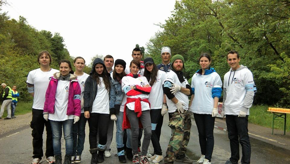 Echipa CP km 10