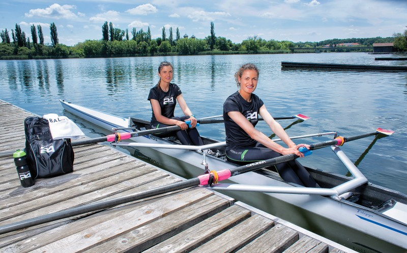Echipa de canotaj - Ionela Livia Lehaci și Andreea Asoltanei_1