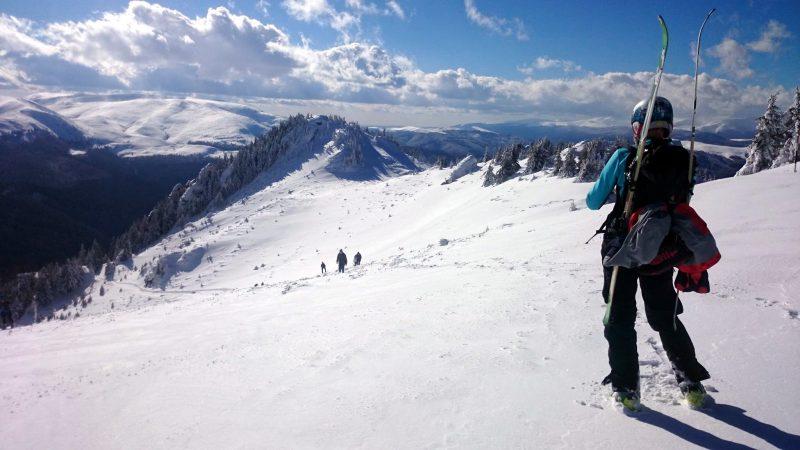 Ski de tură în Ciucaș