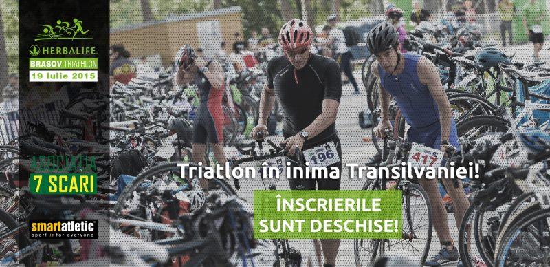 Herbalife Brasov Triathlon 2015