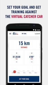 train with wings for life world run app