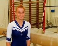 Gimnastica Galati Andreea Laura Nacu 15 ani