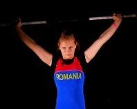 Poza Andreea Olaru 14 ani