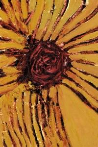 Gabriel Truan la sencillez... oleo sobre tela 30 x 20 cm 2000