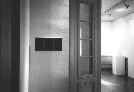 Gabriel Truan st serigrafia sobre tela (3x) 30 x 20 cm exp. salle Crosnier 1991