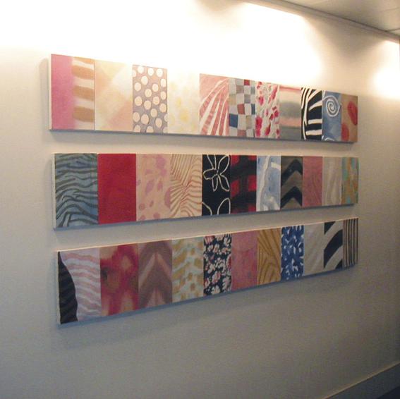 Gabriel Truan fragmentos del mundo 1 acrilico sobre tela (33x) 30 x 20 cm 2002