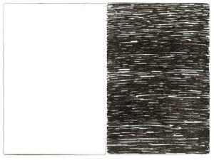 Gabriel Truan st 5 diptico rotulador sobre tela (2x) 30 x 20 cm 2002